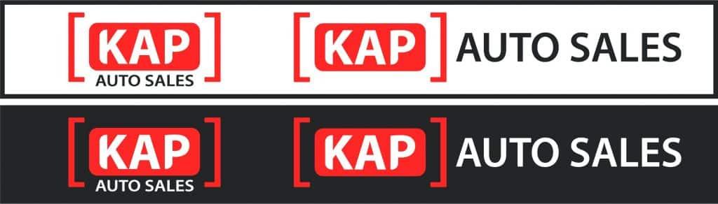 Logo design for used car dealership