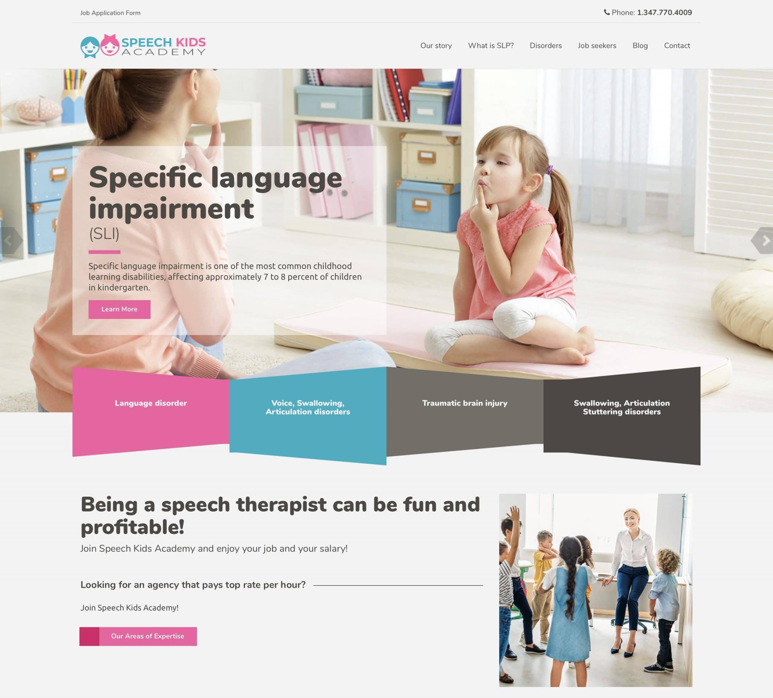 Speech Kids Academy